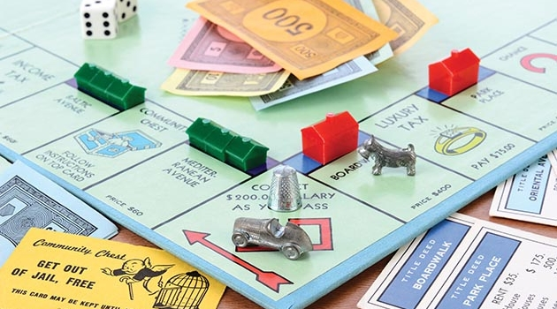 5 Reasons to Play Board Game with Your Child