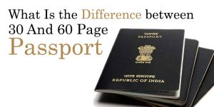 What Is the Difference between 30 And 60 Page Passport