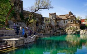 Katasraj temple in pakistan
