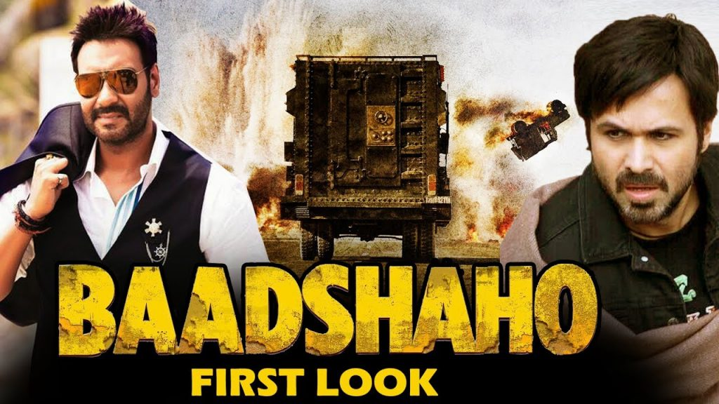 Baadshaho Movie Download online in Full HD 3Gp Mp4