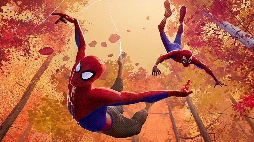 Spider Man into the Spider Verse- Official Trailer