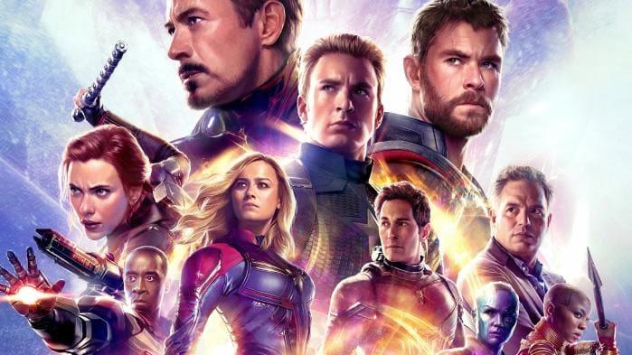 Marvel's Superhero Avengers: Endgame Movie Review 2019