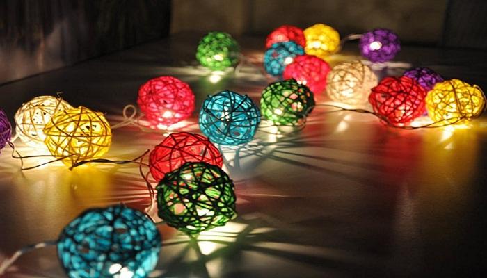 fairy light decoration