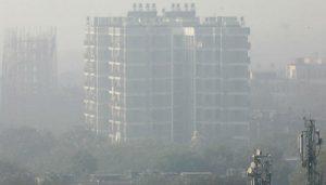 dilli air pollution