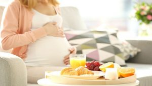 foods to intake during pregnancy time
