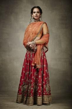 The Best Bridal Lehenga Designs