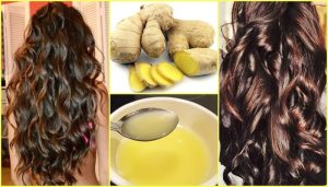 Ginger benefits of hair growth