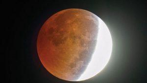 Lunar Eclipse January 2020