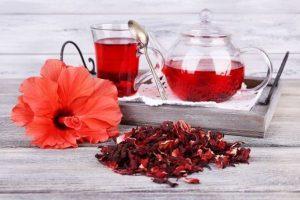 benefits of having gudhal flower tea