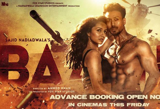 Baaghi 3 Movie Full HD MP3 MP4 Download