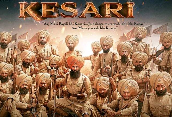 Kesari Movie Song Lyrics list