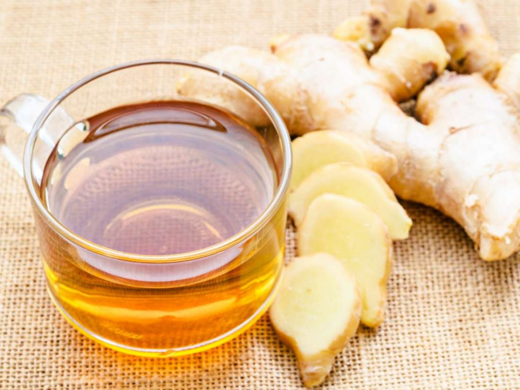Know how ginger water is beneficial for health