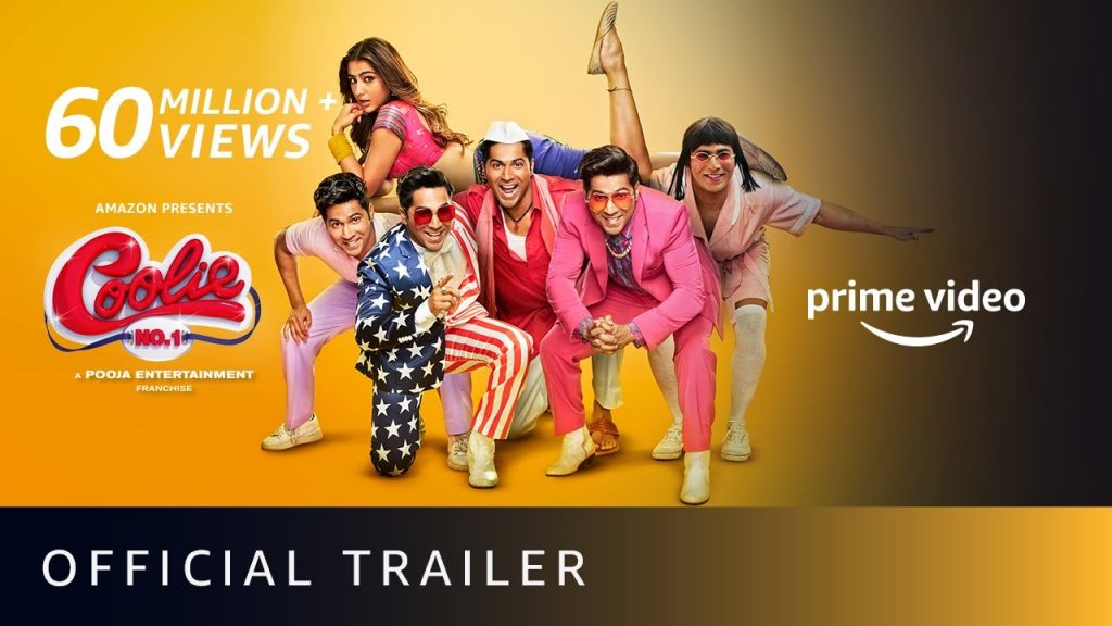 Coolie No 1 Full Movie HD Download – Varun Dhawan, Sara Ali Khan
