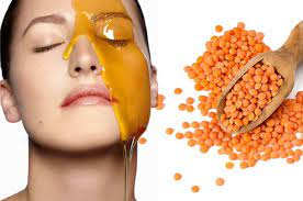 Masoor Dal Face Pack for Healthy Skin
